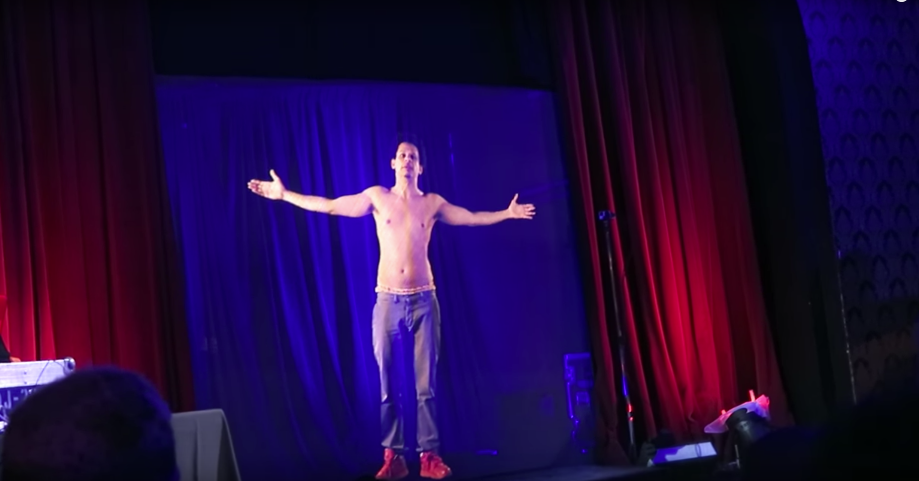 Eric Andre Hologram
