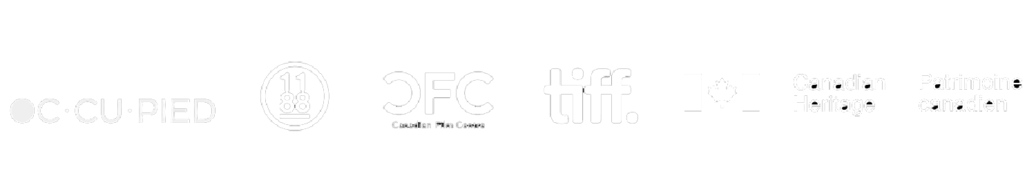 Occupied VR, 1188 Films, The CFC, TIFF, Canadian Heritage