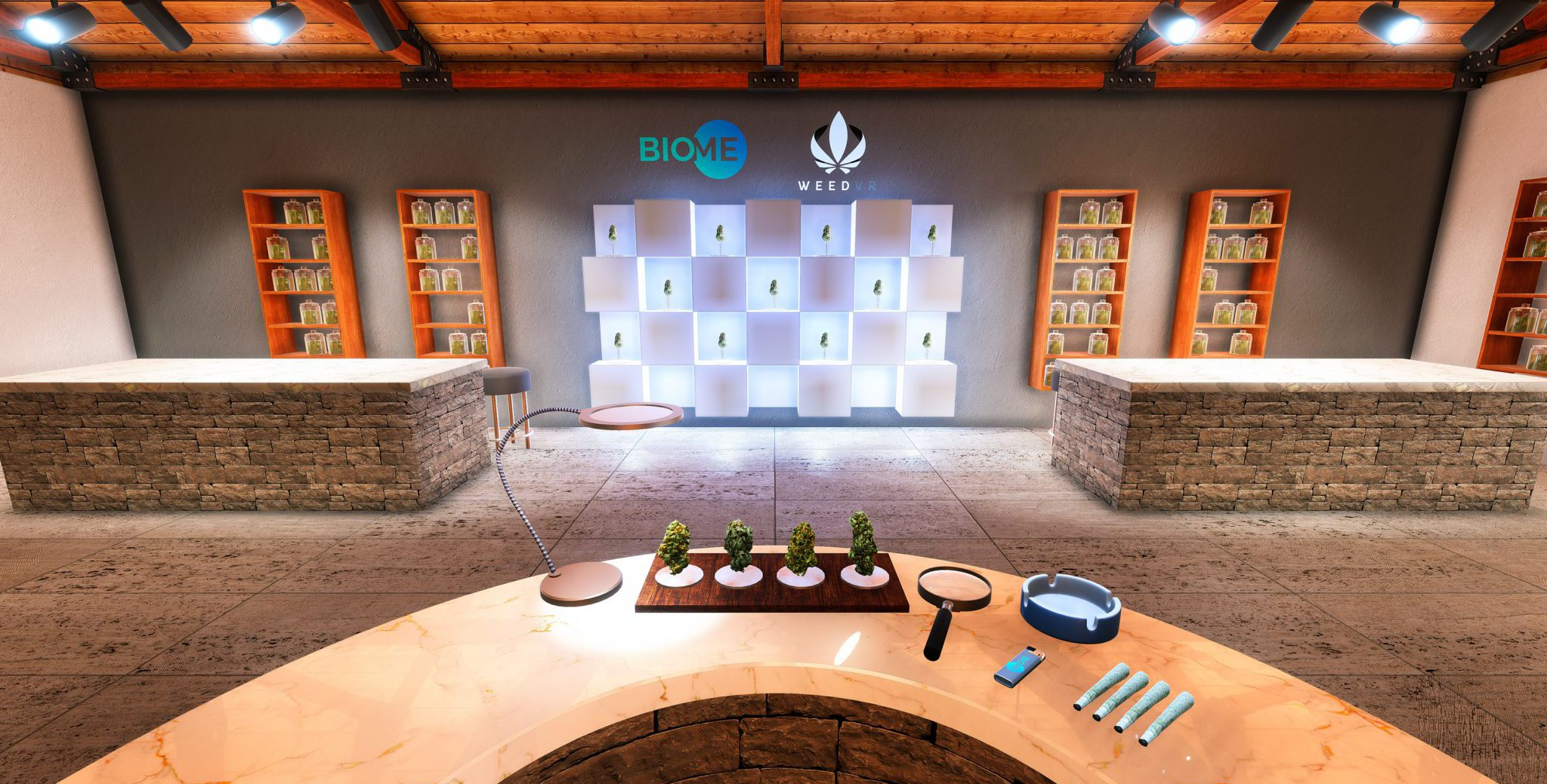 Biome Grow announces agreement to acquire Weed Virtual Retail
