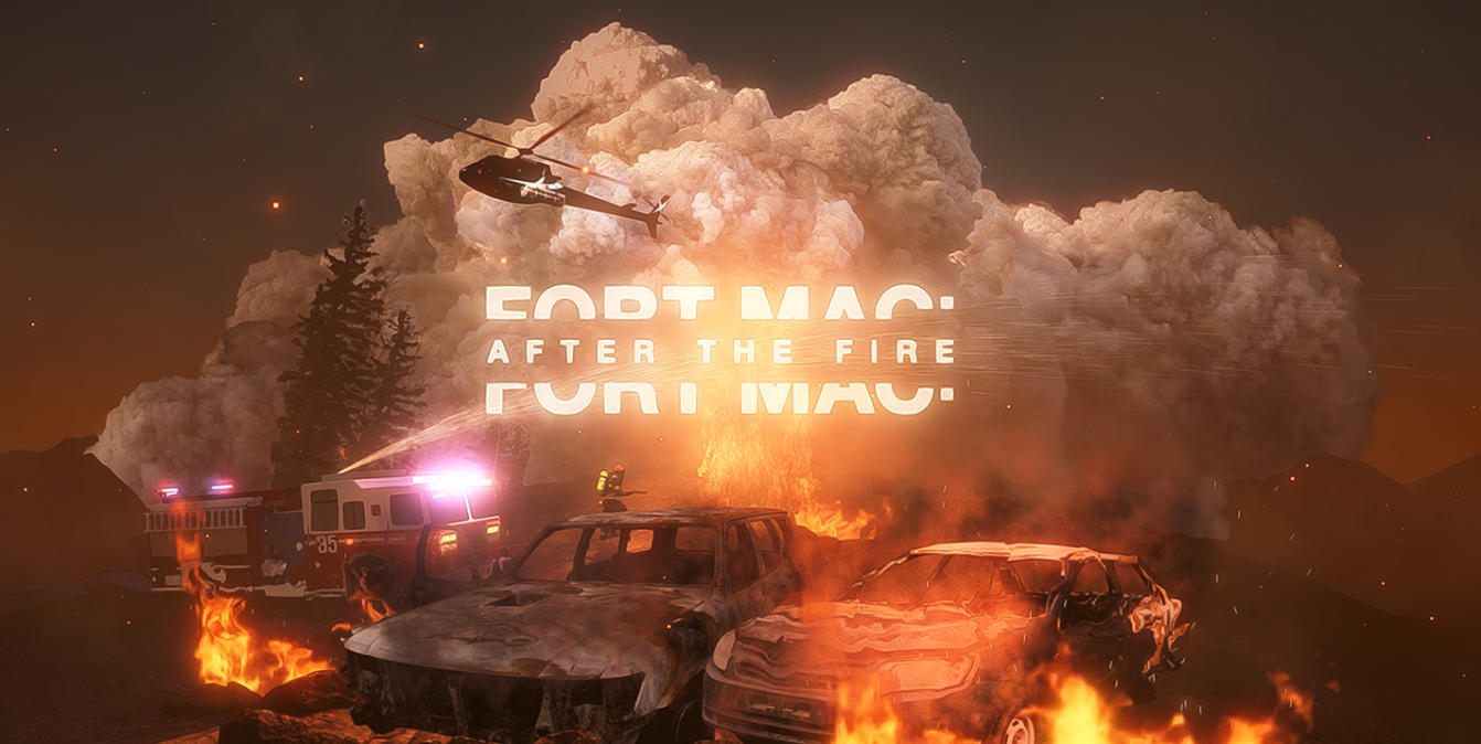 Fort Mac: After The Fire 360°