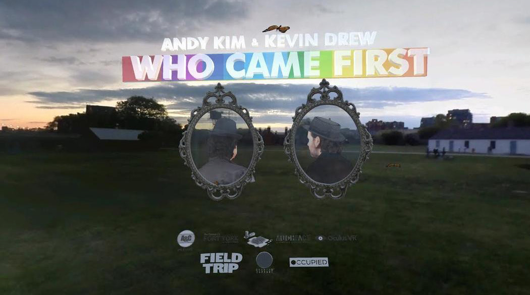 Andy Kim Launches to the Public
