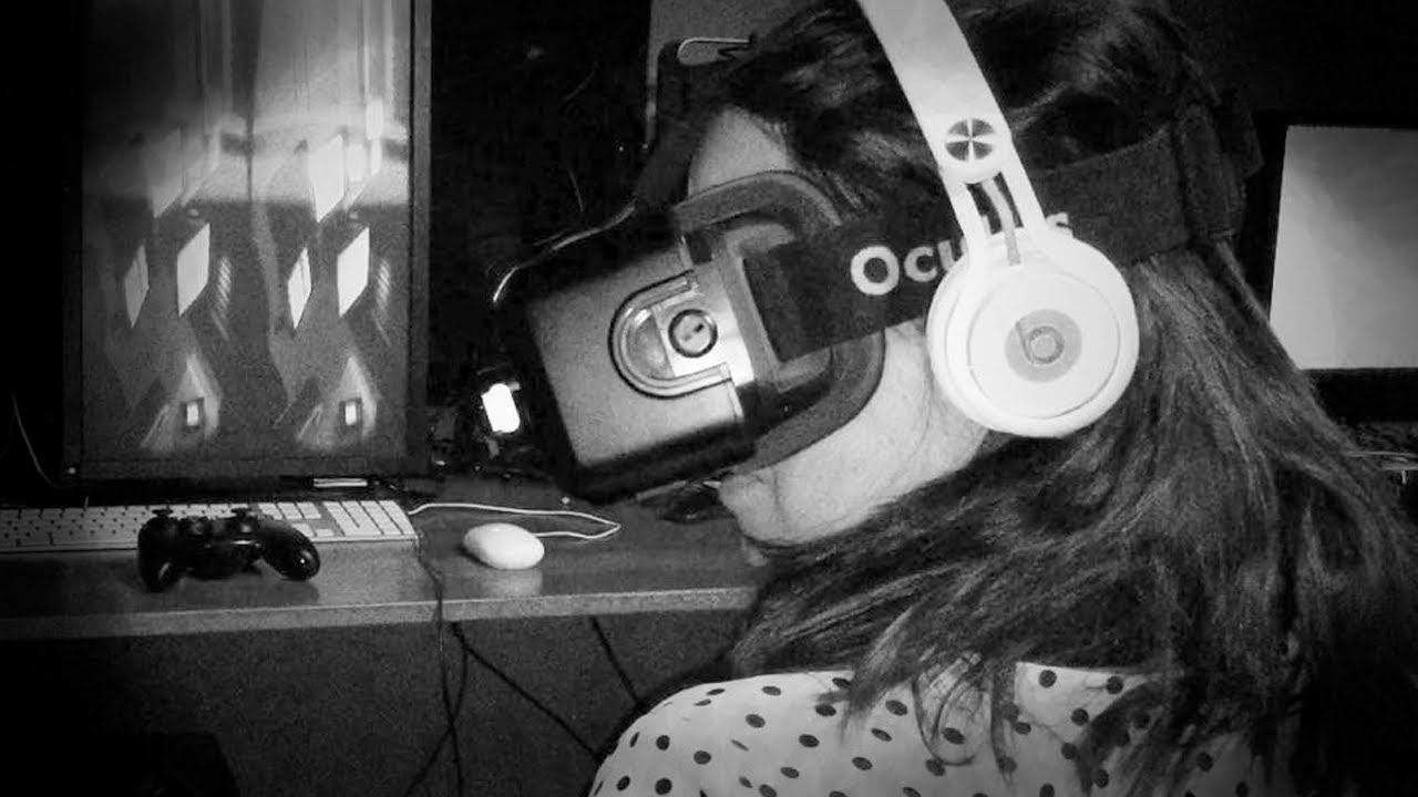 Oculus Rift and the Future of Content Making