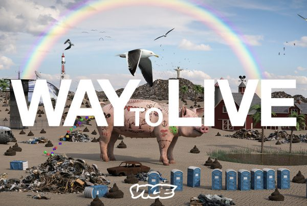Way to Live Nick Denboer Title