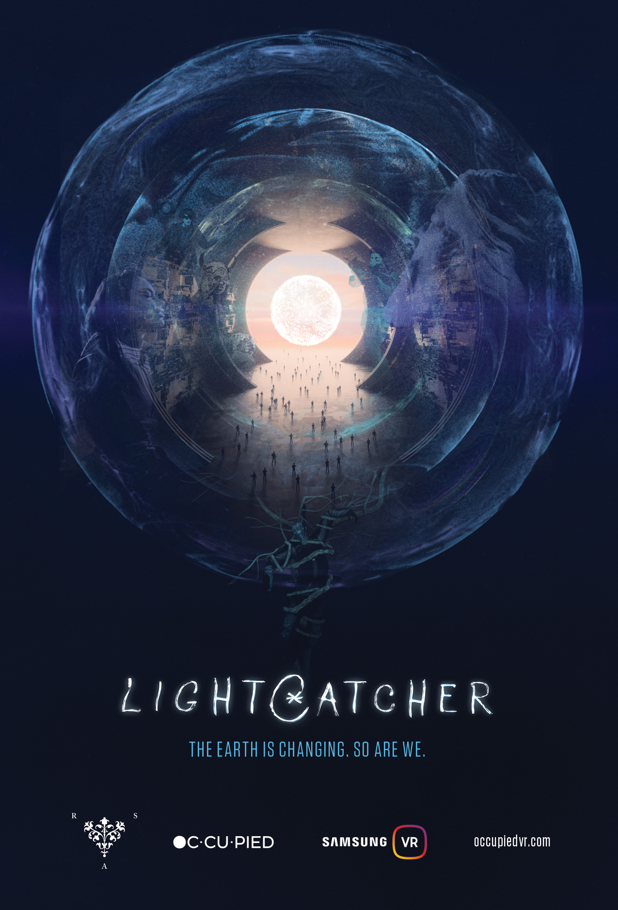 Lightcatchervr Poster