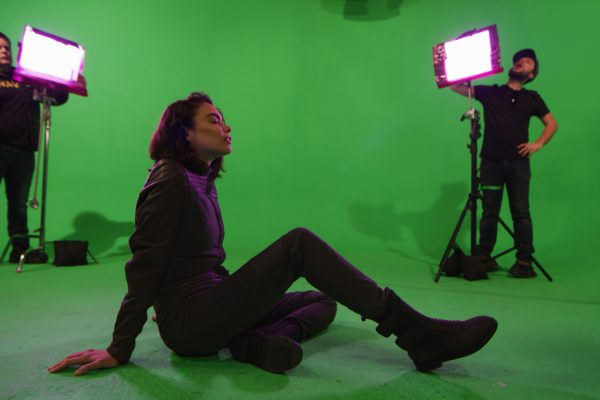 Lightcatcher BTS Green Screen - Lo