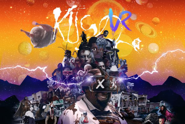 Kuso VR Poster