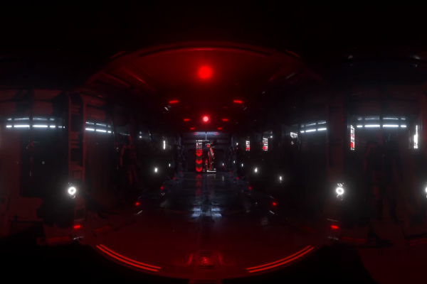 Lightcatcher Still TH-11 Ship Interior